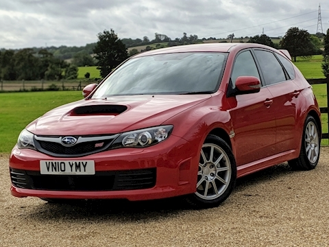 Impreza Wrx Sti Hatchback 2.5 Manual Petrol