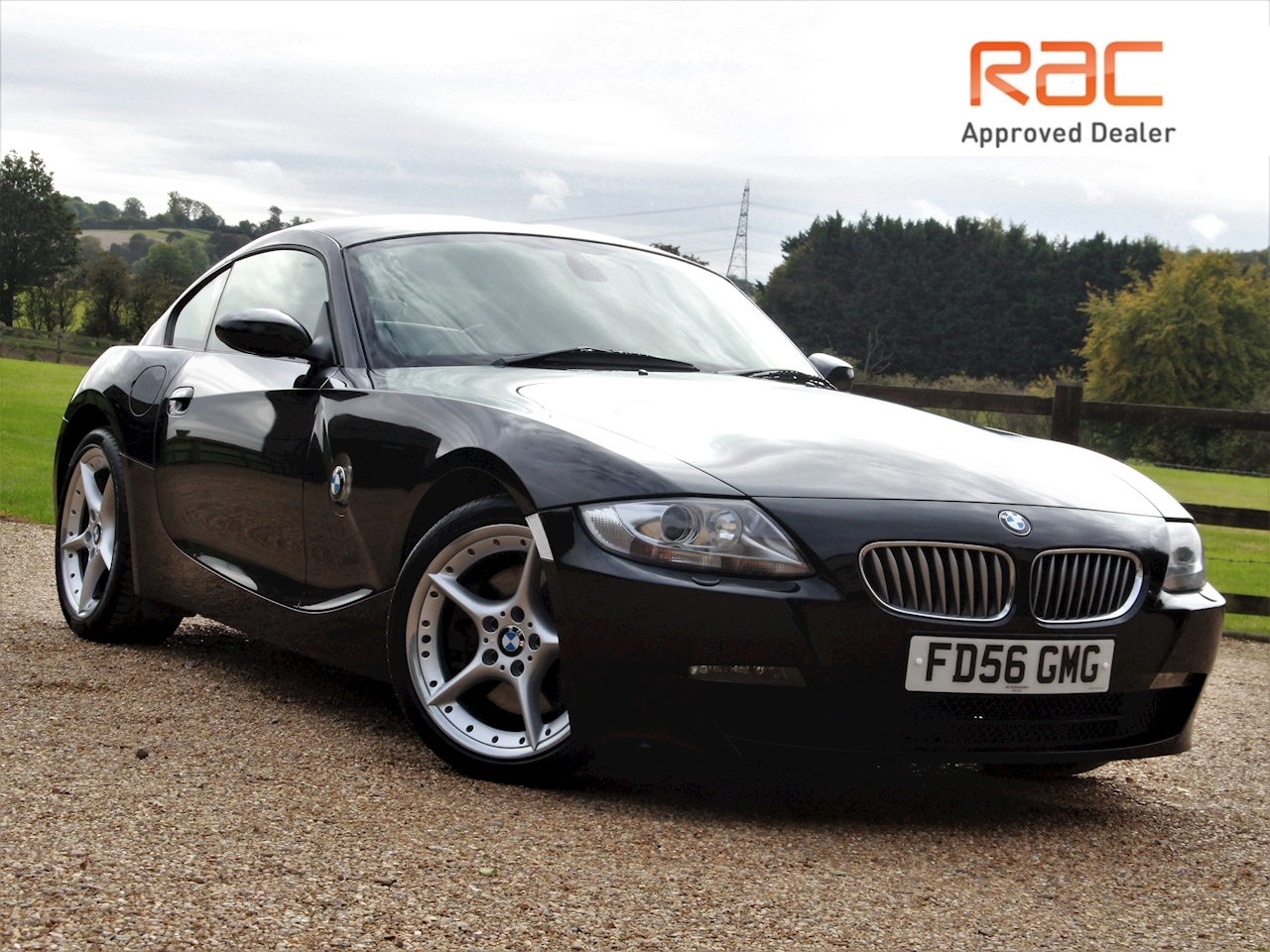 Bmw Z Series Z4 Si Sport Coupe - Large 0
