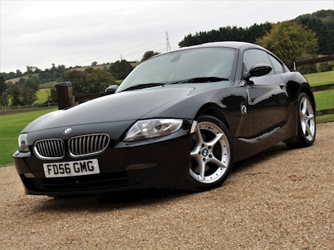 Z Series Z4 Si Sport Coupe Coupe 3.0 Manual Petrol