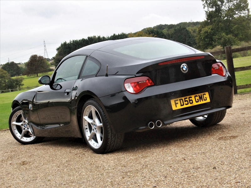 BMW Z Series Z4 Si Sport Coupe Image 6