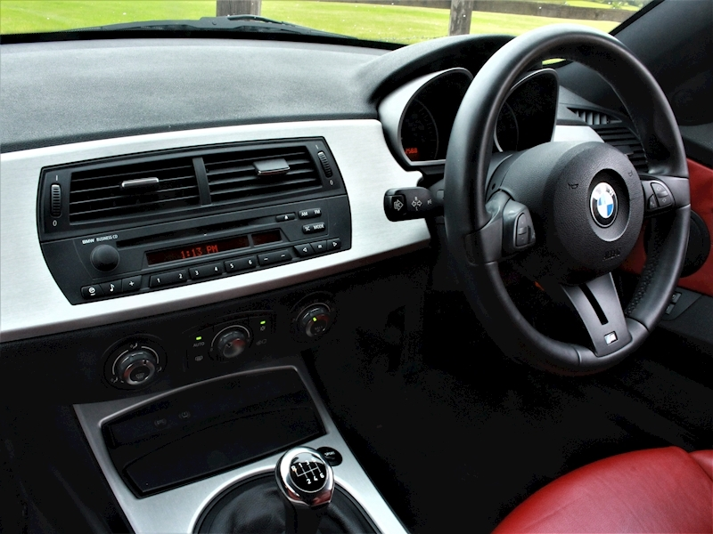 BMW Z Series Z4 Si Sport Coupe Image 16