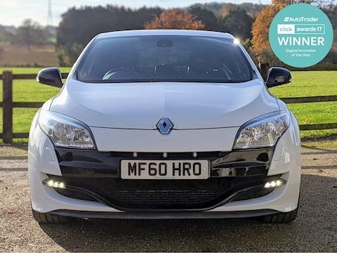 Megane Renaultsport Lux Coupe 2.0 Manual Petrol