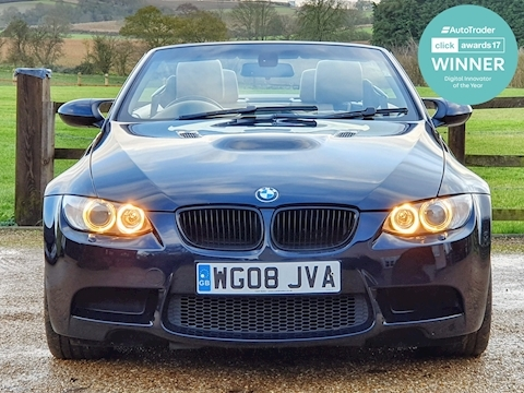 3 Series M3 Convertible 4.0 Manual Petrol