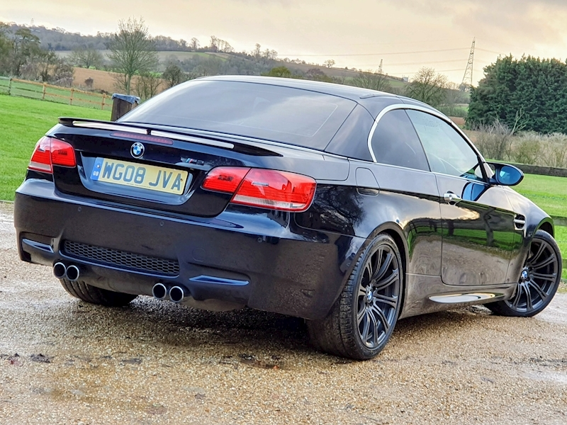 BMW 3 Series M3 Image 8