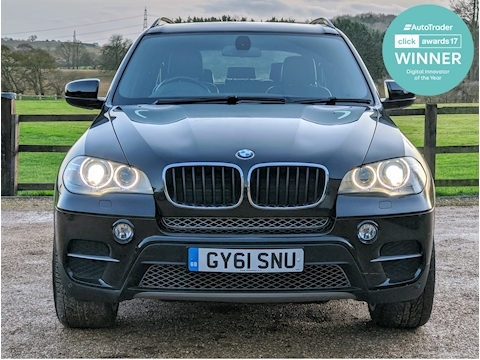 X5 Xdrive30d Se Estate 3.0 Automatic Diesel