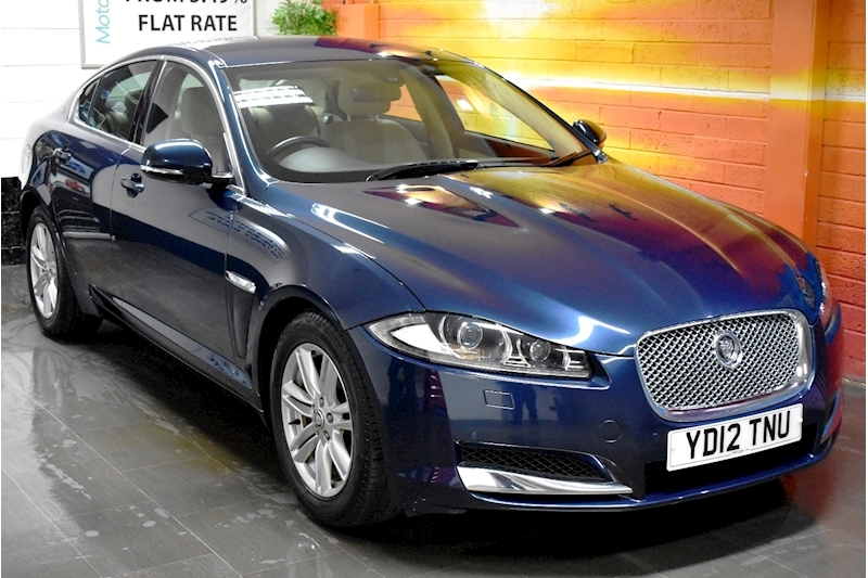 Jaguar XF 2.2 D 190 Luxury 4dr Auto