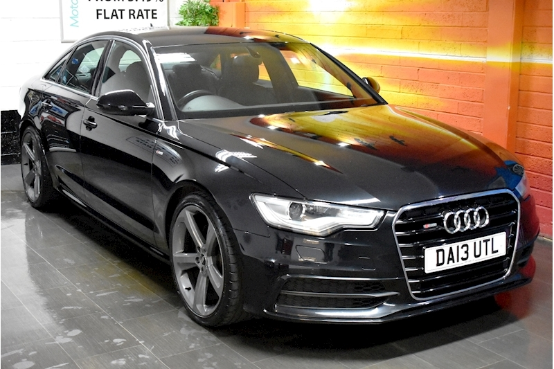 Audi A6 2.0 TDI S Line (175) 4dr (BIG SPEC CAR)++