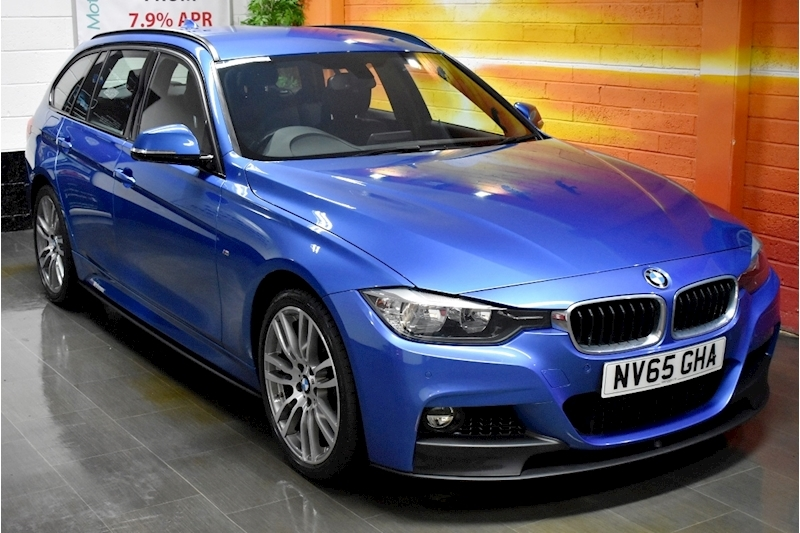 BMW 3 Series 3.0 335d xDrive M Sport 5dr Touring Sports Auto