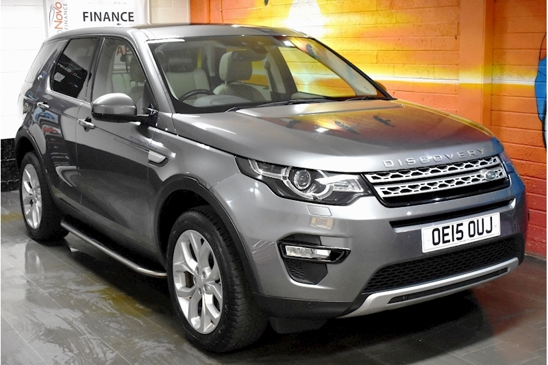 Land Rover Discovery Sport 2.2 SD4 (190) HSE (7 Seats) 5dr Automatic