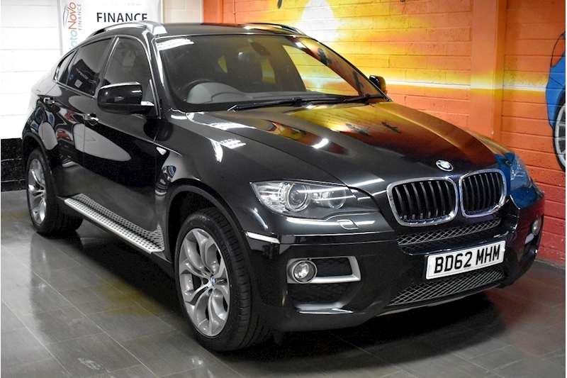 BMW X6 Series 3.0 xDrive30d 5dr Coupe Auto