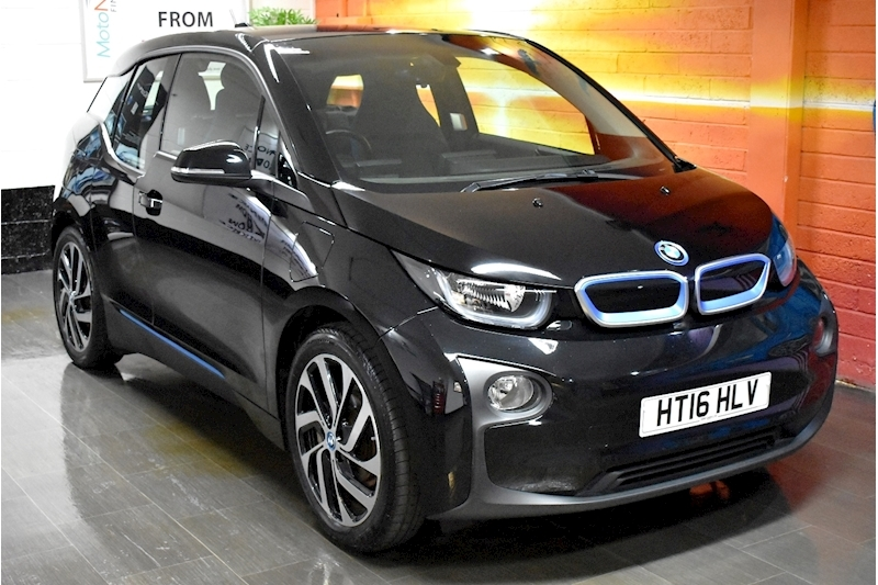 BMW i3 Series LOFT 0.6 (REX) Range Extender (Fast Charge, AC + DC Rapid Charge) 5dr Auto