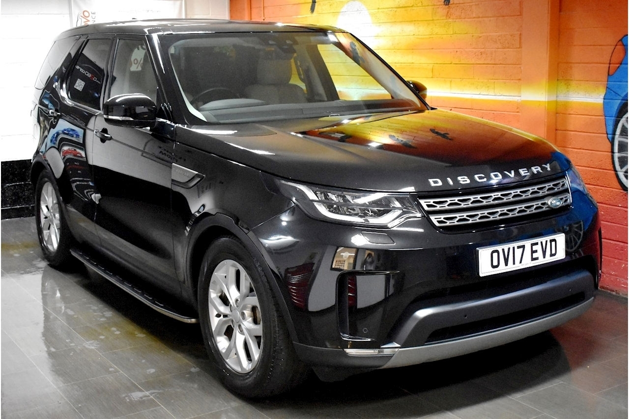 Discovery 5 2.0 SD4 (240) SE 5dr Auto (7 Seats) 2.0 5dr SUV Auto Diesel