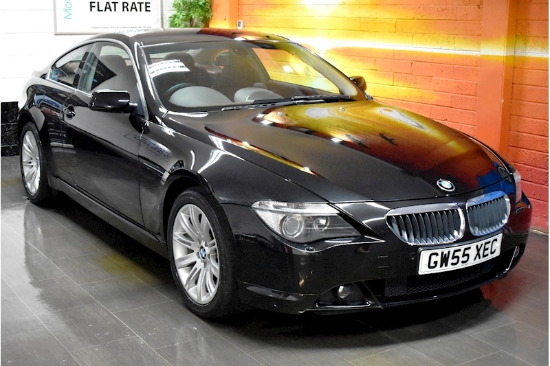 BMW 6 Series 630i Sport Coupe 2dr Auto