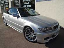 3 Series 330Ci M Sport 3.0 2dr Convertible Automatic Petrol
