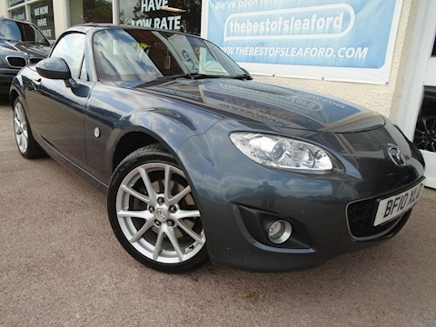 Mazda Mx-5 I Roadster Powershift Convertible 2.0 Automatic Petrol