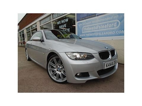 Bmw 3 Series 320D M Sport Convertible 2.0 Manual Diesel