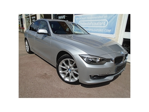 Bmw 3 Series 320D Luxury Saloon 2.0 Automatic Diesel