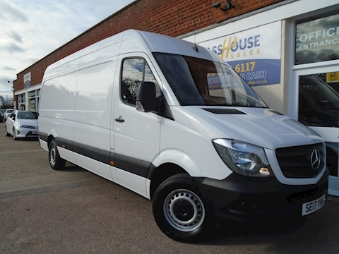 Mercedes Sprinter 314Cdi Panel Van 2.1 Manual Diesel