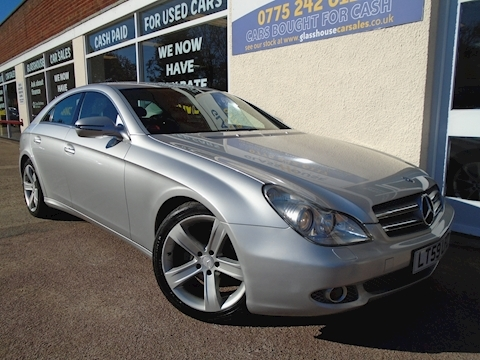 Mercedes Cls Cls350 Cdi Coupe 3.0 Automatic Diesel