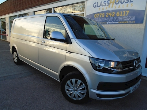 Volkswagen Transporter T30 Tdi P/V Trendline Bmt Van With Side Windows 2.0 Manual Diesel