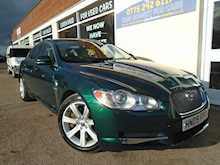 Xf Xf Luxury V6 Auto Saloon 3.0 Automatic Diesel