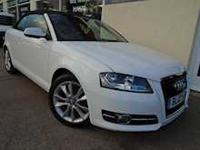 A3 A3 Sport Tfsi Convertible 1.2 Manual Petrol