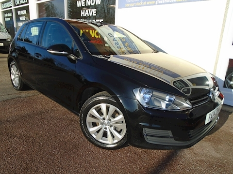 Volkswagen Golf Se Tdi Bluemotion Technology Hatchback 2.0 Manual Diesel