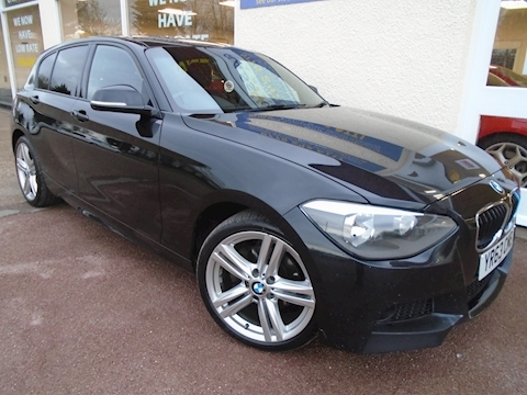 Bmw 1 Series 120D Xdrive M Sport Hatchback 2.0 Manual Diesel