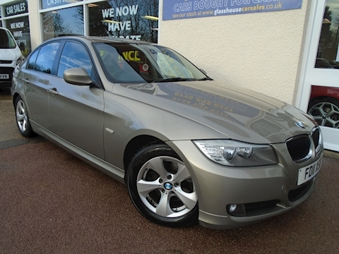 Bmw 3 Series 320D Efficientdynamics Saloon 2.0 Manual Diesel