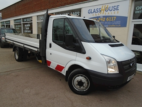 Ford Transit 350 C/C Drw Dropside Lorry 2.2 Manual Diesel