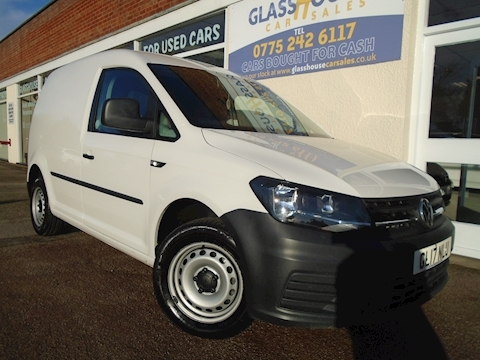 Volkswagen Caddy C20 Tdi Startline Panel Van 2.0 Manual Diesel