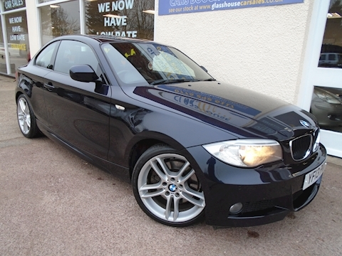 Bmw 1 Series 123D M Sport Coupe 2.0 Automatic Diesel