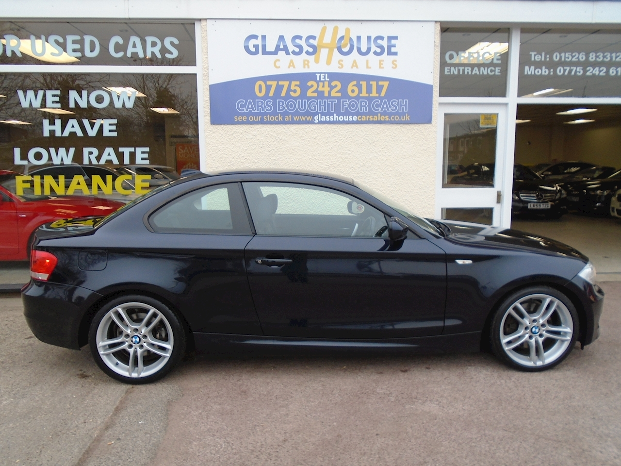 1 Series 123D M Sport Coupe 2.0 Automatic Diesel