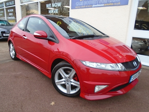 Honda Civic I-Vtec Type S Gt Hatchback 1.8 Manual Petrol