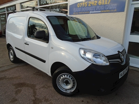 Renault Kangoo Ml19 Dci Car Derived Van 1.5 Manual Diesel