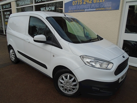 Ford Transit Courier Trend Tdci Panel Van 1.6 Manual Diesel