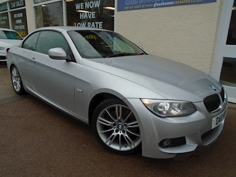Bmw 3 Series 330D M Sport Convertible 3.0 Automatic Diesel