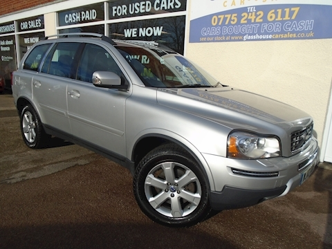 Volvo Xc90 D5 Se Lux Awd Estate 2.4 Automatic Diesel