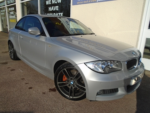Bmw 1 Series 123D M Sport Coupe 2.0 Manual Diesel