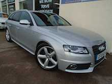 A4 Avant Tdi Dpf S Line Estate 2.0 Manual Diesel