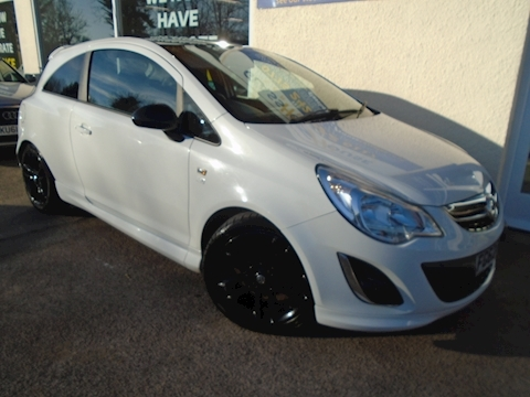 Vauxhall Corsa Limited Edition Cdti Ecoflex Hatchback 1.2 Manual Diesel