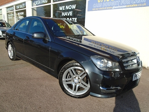 Mercedes-Benz C Class C220 Cdi Blueefficiency Amg Sport Saloon 2.1 Manual Diesel