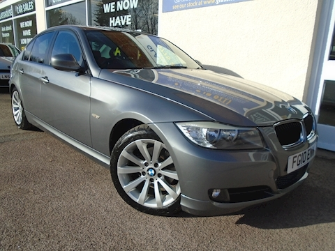 Bmw 3 Series 320I Se Business Edition Saloon 2.0 Manual Petrol