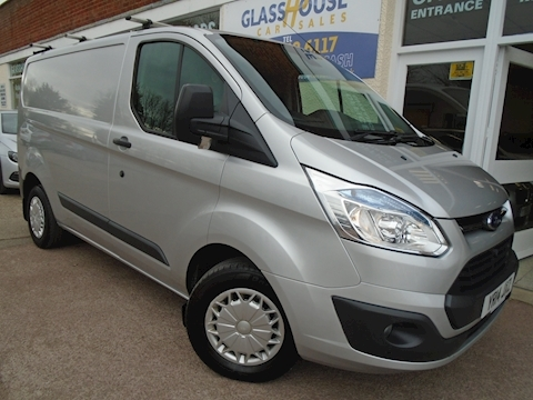 Ford Transit Custom 270 Trend Lr P/V Panel Van 2.2 Manual Diesel