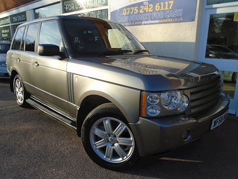 Land Rover Range Rover Tdv8 Vogue Estate 3.6 Automatic Diesel