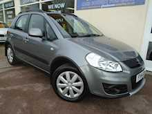 Sx4 Sz3 Hatchback 1.6 Manual Petrol