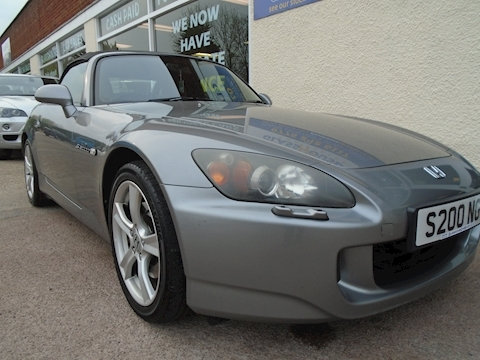 Honda S2000 16V Sports 2.0 Manual Petrol