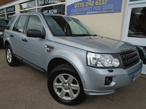 Land Rover Freelander Td4 Gs Estate 2.2 Manual Diesel
