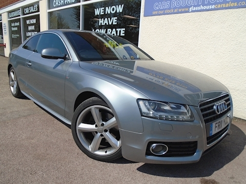 Audi A5 Tfsi S Line Coupe 2.0 Manual Petrol