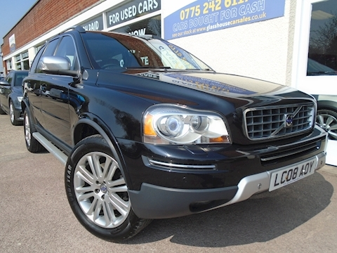 Volvo Xc90 D5 Executive Eu4 Estate 2.4 Automatic Diesel
